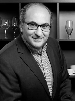Farroch Radjeh, Geschäftsführer FR Catering